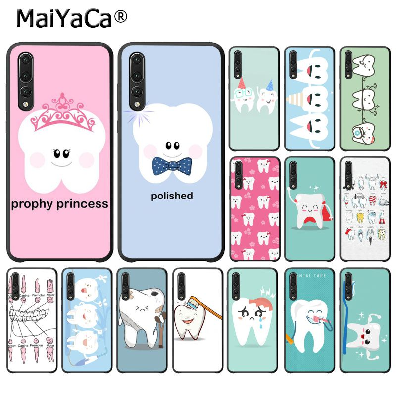 Cellphones & Telecommunications Maiyaca Nurse Doctor Dentist Stethoscope Tooth Phone Case For Huawei P20lite P10 Plus Mate9 10 Mate10 Lite P20pro Honor10 Mate20