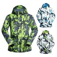 Brand New Winter Ski Jackets Waterproof Skiing Snow Skate Warm Snowboard Jackets Men Climbing Wear Mountaineering