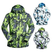 Brand New Winter ski Jackets  waterproof skiing/Snow/skate Warm Snowboard Men Climbing Wear Mountaineering Suit
