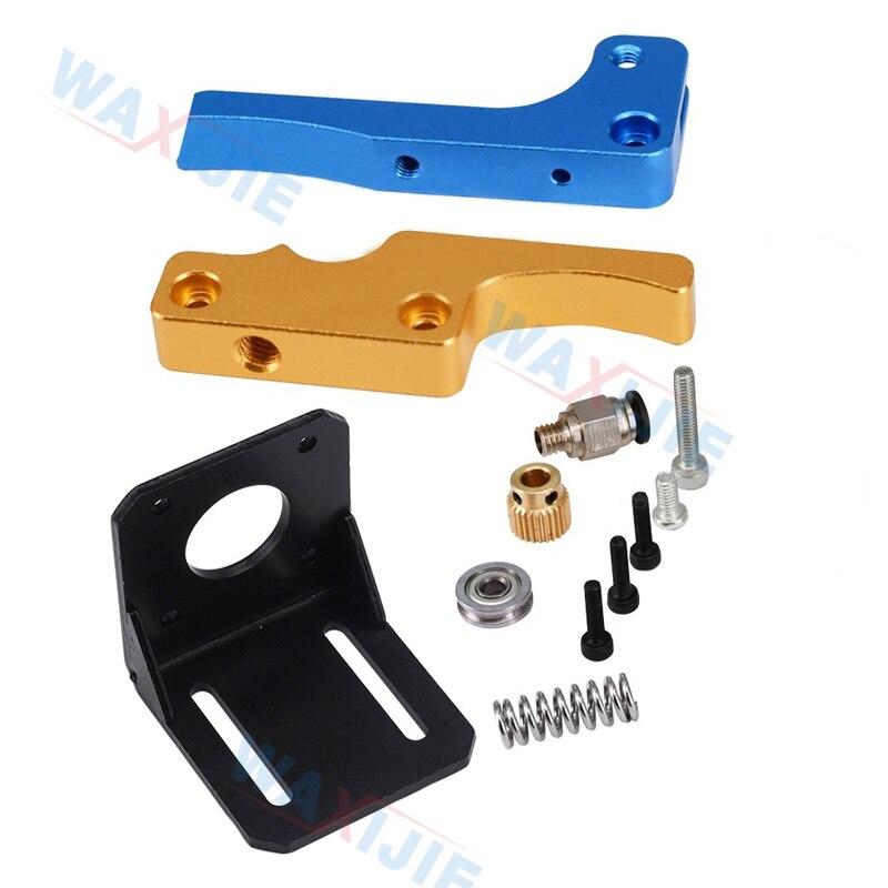 Full Metal Remote Extruder Kits Long Distance Wire Feeder For 1.75mm Filament Kossel Prusa i3 3D Printer Parts 42 Stepper Motor