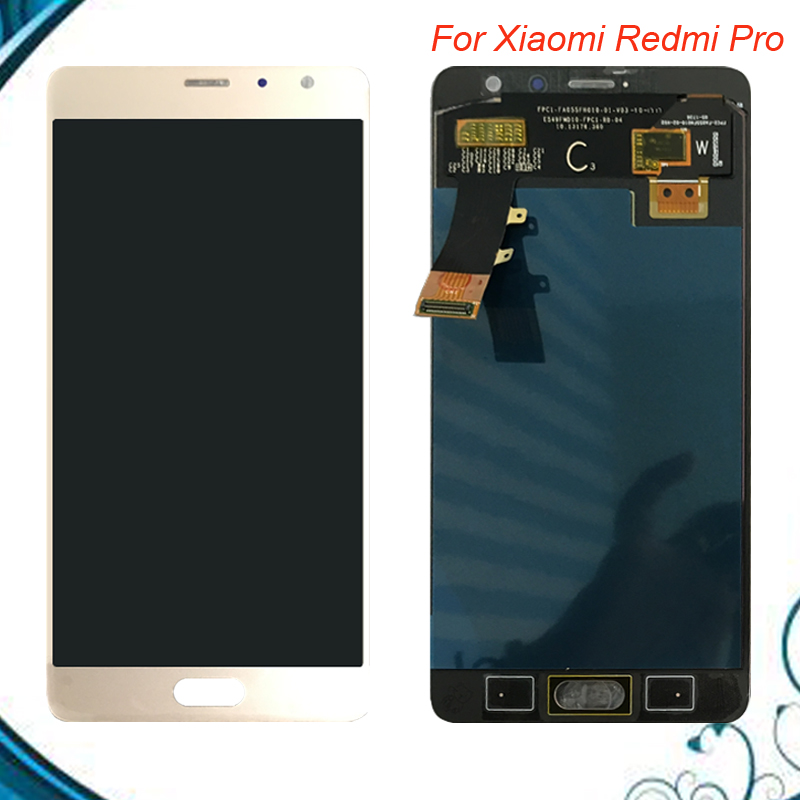 5.5 inch For Xiaomi Redmi Pro LCD Screen New Replacement Digitizer Assembly LCD Display+Touch Screen for Xiaomi Redmi Pro5.5 inch For Xiaomi Redmi Pro LCD Screen New Replacement Digitizer Assembly LCD Display+Touch Screen for Xiaomi Redmi Pro