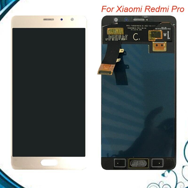 5.5 pollice Per Xiaomi Redmi Pro Schermo LCD Nuovo Rimontaggio Digitizer Assembly Display LCD + Touch Screen per Xiaomi Redmi Pro