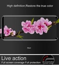 Imak Pro 3D Полный Защитная пленка для Samsung Galaxy S8 плюс закаленное стекло Screen Protector для Samsung Galaxy S8 Glas пленка