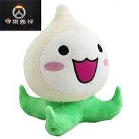 1pc 20cm Pioneer Onion Small Squid Doll PlushToys Can Be Sound Doll Cushion Pillows Boy Girl