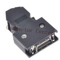 Original SCSI MDR Connector For 3M 20Pin Outlet Direction 45Degree 10120 10320