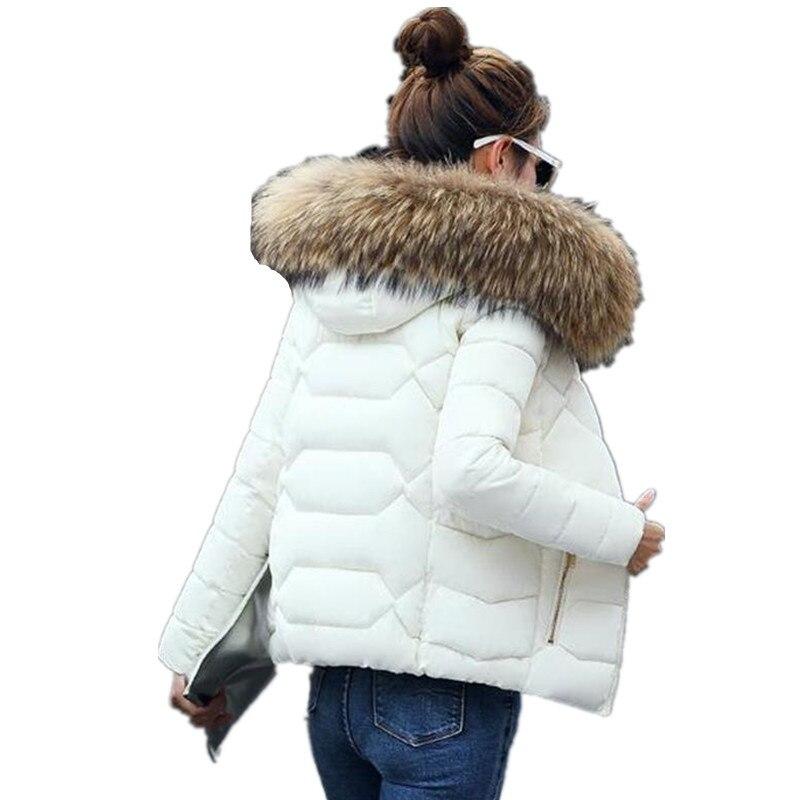 Mulheres Jaqueta de inverno 2018 Plus Size Faux Fur Casacos Com Capuz Parka Casaco Jaqueta Desgaste Neve casaco inverno Feminino Grosso Quente feminino