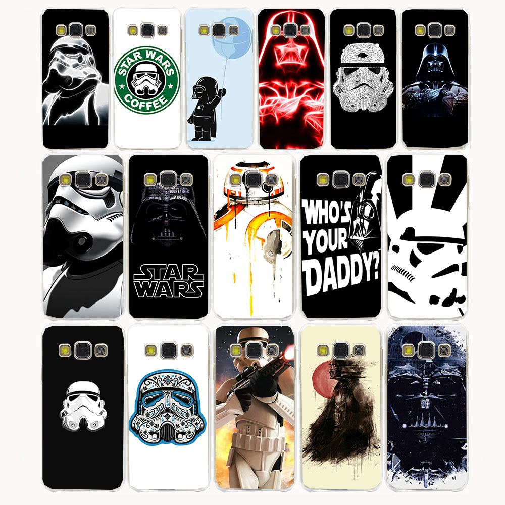 3954CA Star Wars Hard Case for Samsung Galaxy A3 A5 A7 Note 3 4 5 J3 J5 J7 Grand 2 J3 J5 Prime 2015 2016