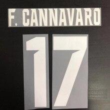 Crespo Nameset Inzaghi Fervinho Inglese Gervinho Nameset на заказ настроить Nameset Diy любое имя печать номера