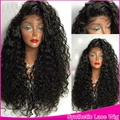 Hot Synthetic lace front wig Lace Front wigs cosplay&black wigs Synthetic Wigs Heat Resistant  for black women Natural Wave Hair
