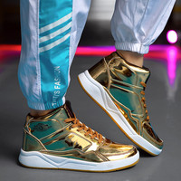 Basketball Shoes Men Sports Shoes Men Sneakers Men Flat Anti Slip High Top Athletic Sport Shoes Zapatillas Deportivas Hombre