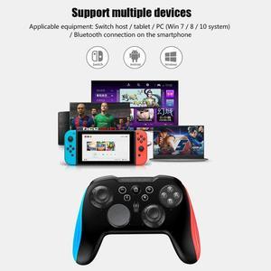 Image 5 - iPega PG 9139 Controller Wireless Bluetooth Gamepad Joystick Gaming Joypad Joy Pad For Nintendo Switch Pro Android PC Win7 Win10