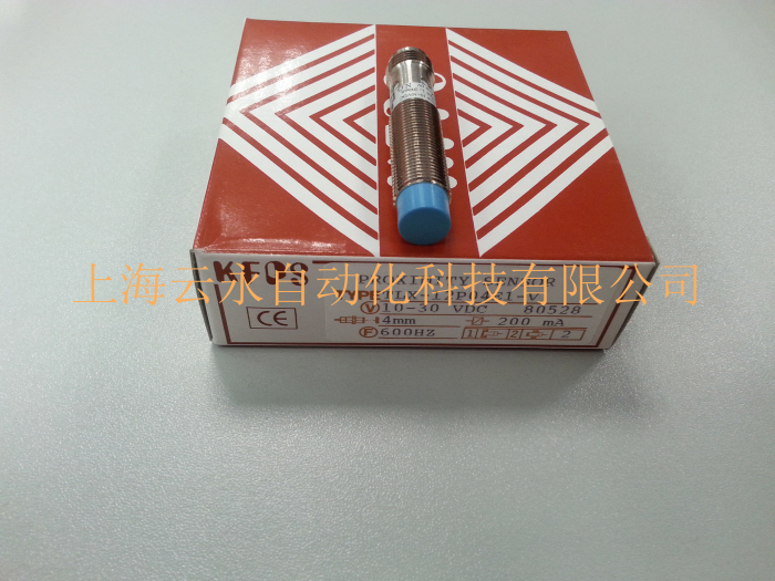 NEW  ORIGINAL TLX-12P04E1-V  Taiwan  kai fang KFPS twice from proximity switch turck proximity switch bi2 g12sk an6x