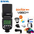 Godox Ving V860II V860II S E TTL HSS 1/8000 batería Li Ion Flash Speedlite para DSLR de Sony A7R A7RII A58 A99 A6000 DSLR MIni