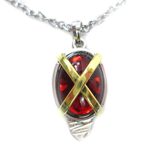 Bsarai Shakugan no Shana Cosmicjhor Alastor Pendant Zinc Alloy Necklace no 3 stylish zinc alloy scorpion pendant necklace brass black