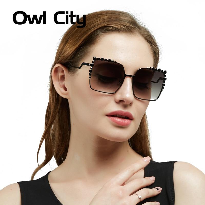 مدينة البومة خمر ساحة المتضخم نظارات - ملابس واكسسوارات