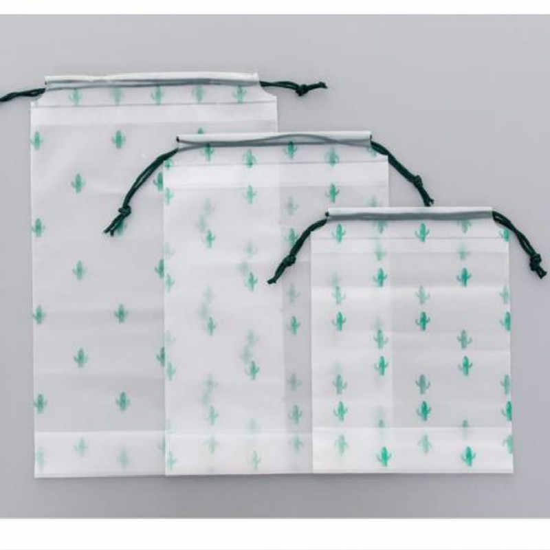 Mulheres Flamingos Transparente Caso Cosméticos Bolsa de Maquiagem Zipper Make Up Organizador da Viagem de Higiene Pessoal Wash Bolsa De Armazenamento caixa de Beleza de Banho
