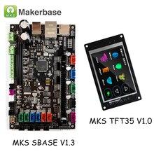 الطابعة sbase تحكم TFT35