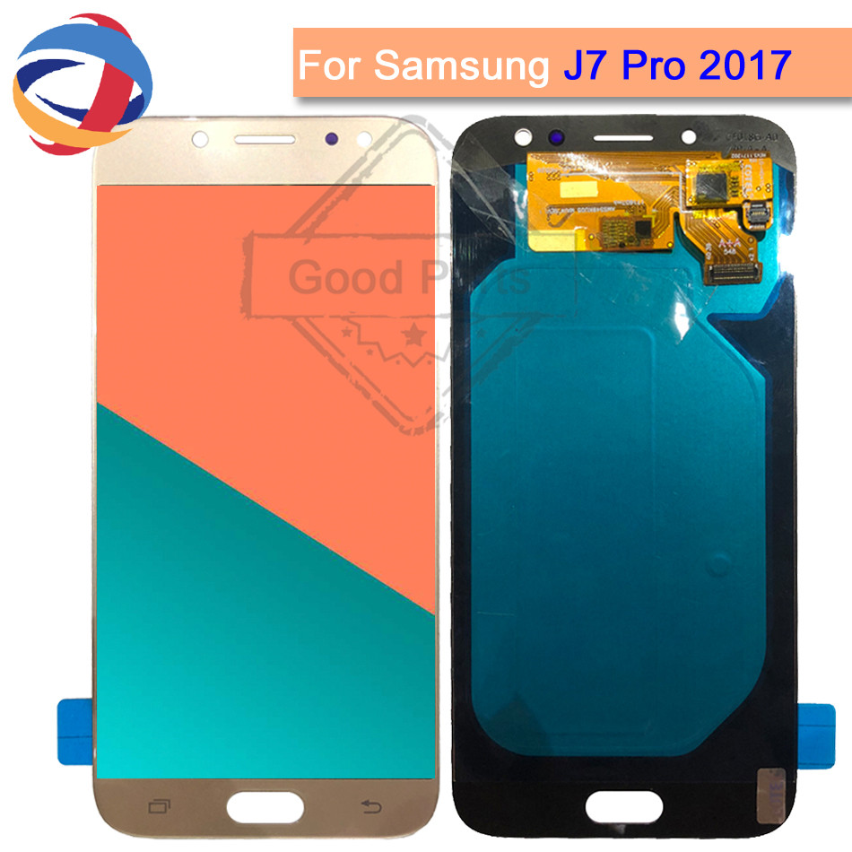 AMOLED 5.5for SAMSUNG Galaxy J7 Pro J730 LCD Display For SAMSUNG J7 2017 Display Touch Screen SM-J730 Digitizer J730F AssemblyAMOLED 5.5for SAMSUNG Galaxy J7 Pro J730 LCD Display For SAMSUNG J7 2017 Display Touch Screen SM-J730 Digitizer J730F Assembly