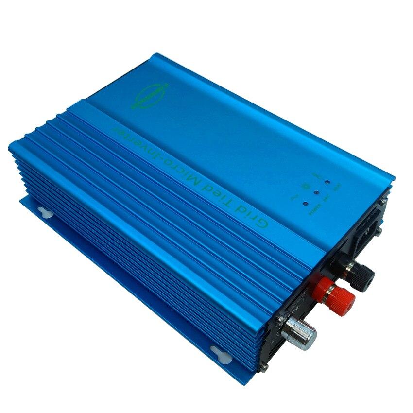 onda senoidal pura solar do inversor mppt do laco da grade de 500w micro modo de