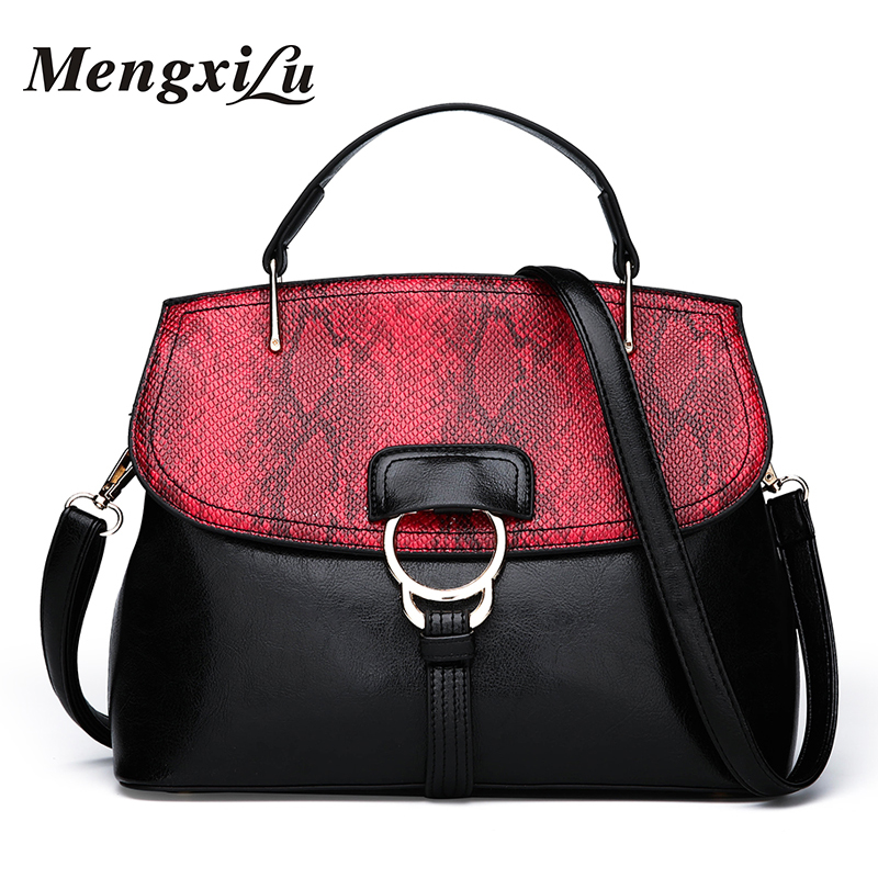 Designer Serpentine Women Messenger Bags High Quality Female Tote Bag Big Pu Leather Women Handbags Luxury Women Crossbody Bags luxury handbags genuine leather women bags designer tote bag fashion high quality female shoulder messenger bag gifts for mother