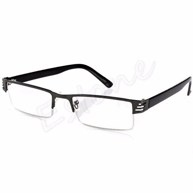 1PC Women Men Blue Film Resin Reading Glasses +1.00 1.50 2.00 2.50 3.00 3.50 4.00 Diopter Unisex Eyewear