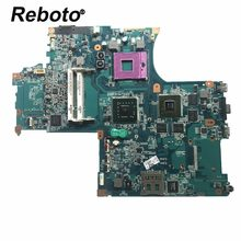High quality NEW For SONY VAIO VGN-AW Laptop Motherboard A1563298A M782 MBX-194 PM45 DDR2 MB 100% Tested Fast Ship(China)