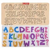 Letter wooden die Cutting Die Suitable for common die-cutting machines in the market frantz broocks ungluckiche schiffarth in die barbarey
