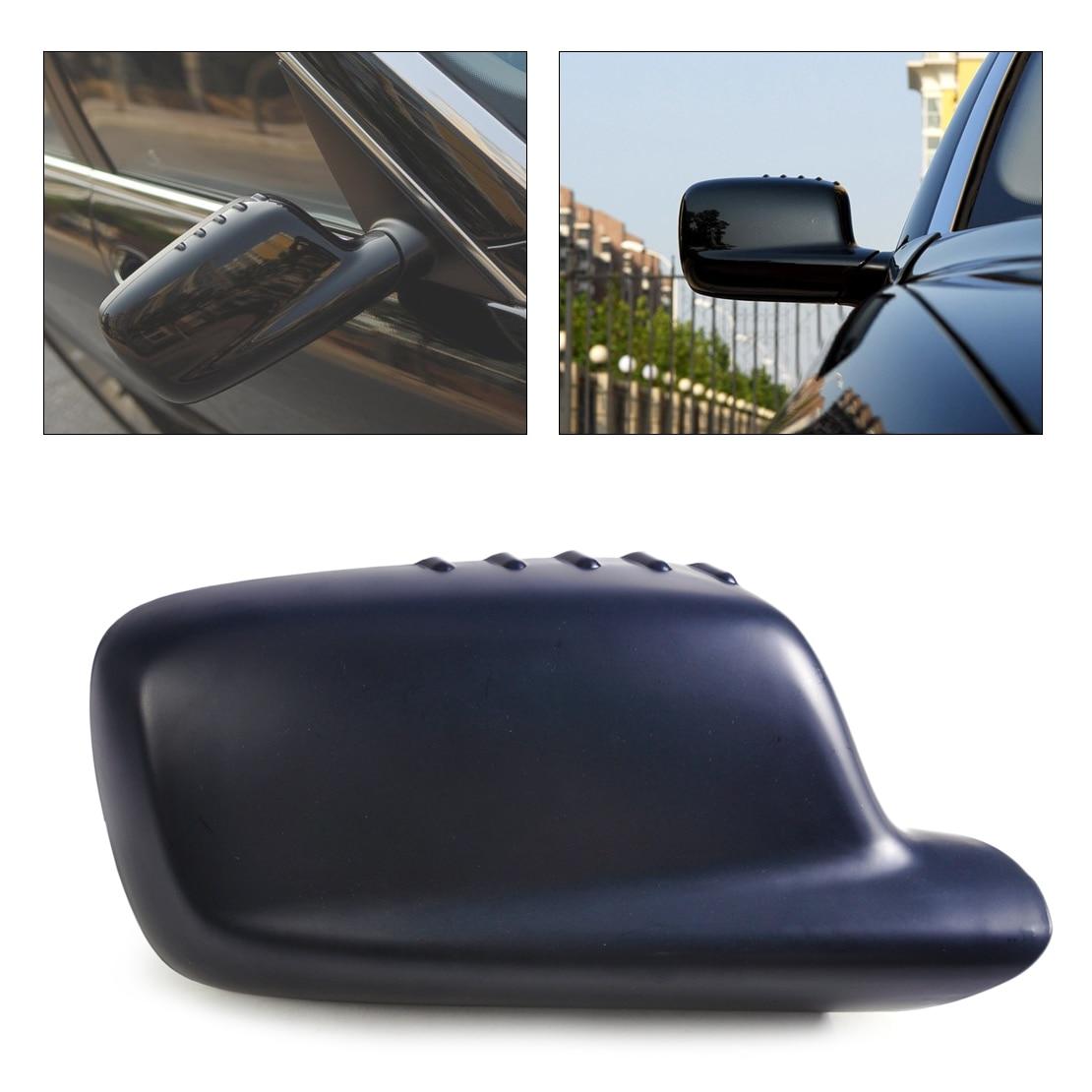NEW 07-14 GM OEM RIGHT RH SIDE DOOR MIRROR GLASS AUTO DIM HEAT ARABIC WRITING