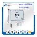 3.5 мм аудио разъем andio джек 13.56 мГц smart credit card reader писатель-ACR35