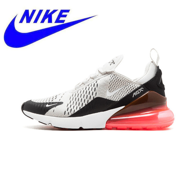 Official Authentic Nike Air Max 270 180 New Arrival Mens Running Shoes Sport Outdoor Sneakers Comfortable Breathable AH8050-006
