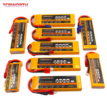 2 S 7.4 V 1200 3500 4200 4500 5200 6000 mAh 25C 35C 60C RC voiture LiPo batterie 2 S pour RC avion Quadrotor bateau avion Drone LiPo(China)