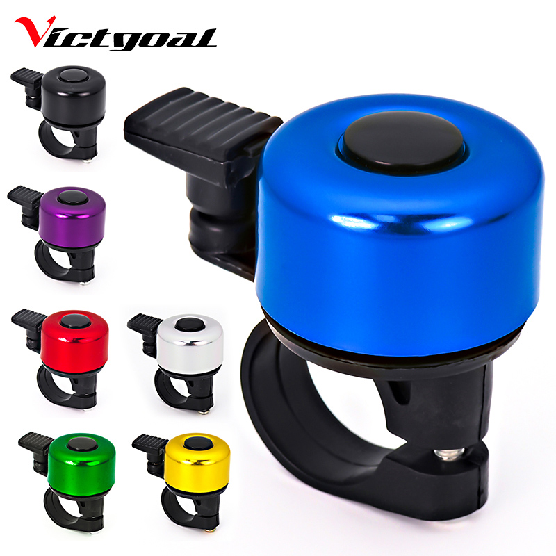 VICTGOAL Bike-Accessories Bike-Bell Bicycle-Ring Handlebar Safety Alarm-Alloy-Horn Road