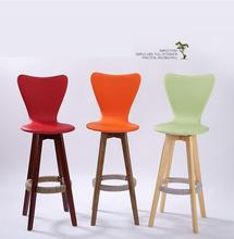 Art Aesthetics Bar Rotating chair Creative Inspiration Coffee Stool Artist Director Movie Seat free shipping