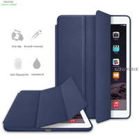 Fashion Cover Case For Apple IPad Pro 9 7 Air 1 Silk Lines 5 Shapes Transformer