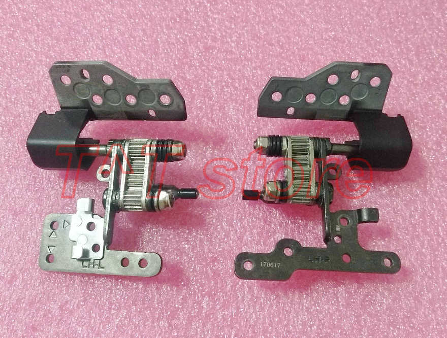 original for GX501V GX501 GX501VI GX501VS LCD LED LEFT RIGHT L R hinge set hinges test good free shipping