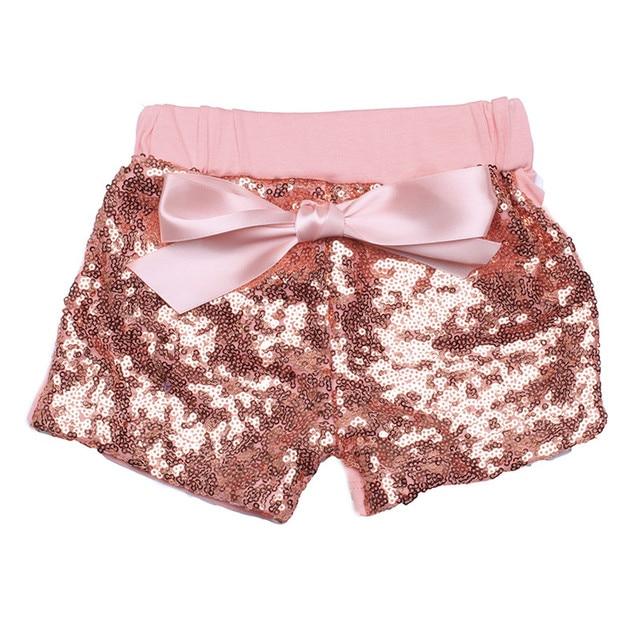 Baby Navy Mit Glitter Kurze Mädchen Geburtstag Mode Shorts Us9 In Blau Sommer Pailletten Kinder Kleidung Hosen 09sommer UMGqzVpS