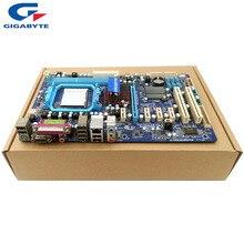 Original Occasion mère De Bureau Pour Gigabyte GA-770T-D3L 770 soutien Socket AM3 2 * support de la DDR3 8G USB2.0 ATX