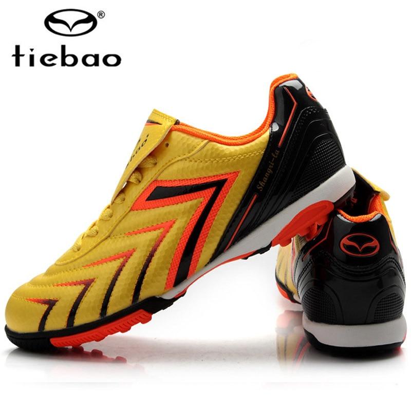 Tiebao nuevo estilo hombres Zapatillas de soccer fútbol Botas entrenadores  deportes sneakers Zapatos Fútbol tacos Zapatos 7b529ec39efc9