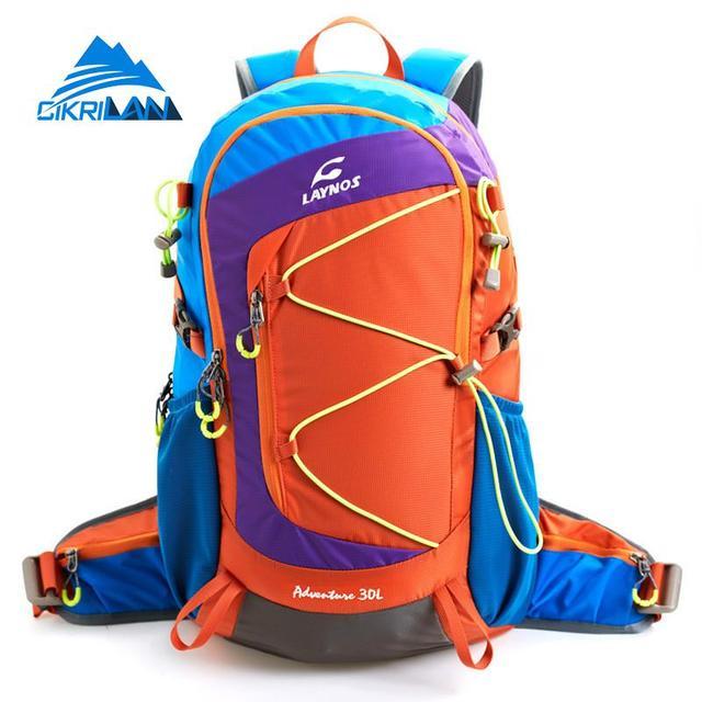 Hot Sale 30L Unisex Climbing Camping Outdoor Bag Women Men Travel ...