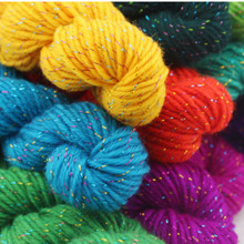Acrylic line baby wool  Yarn For Knitting Threads Hand Knit Cotton Crocheting Wool Needles Hand-woven DIY