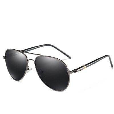 5039d8f2adda20 Goede Kopen 2018 Hoge kwaliteit glazen Lenzen Zonnebril Mannen Vrouwen  Rijden Luchtvaart Goedkoop