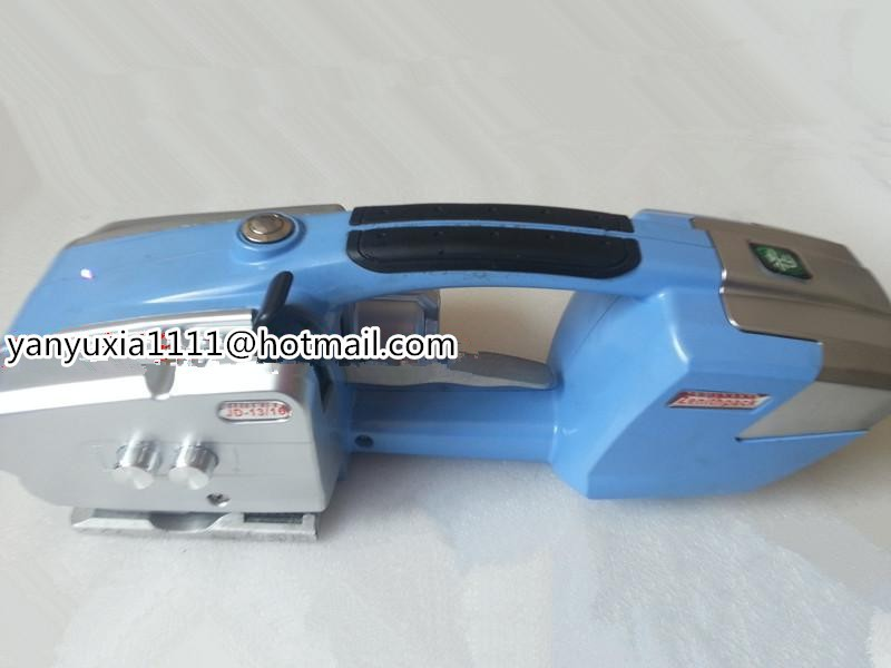 Handheld Electric PP/PET Strapping Machine, Plastic Belt Packing Machine,Battery Strapping Tools JD16  цены