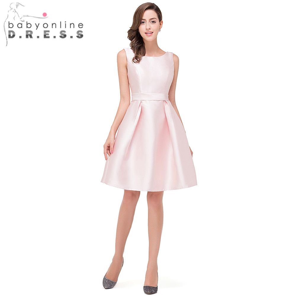 Online Get Cheap Pink Short Homecoming Dresses -Aliexpress.com ...