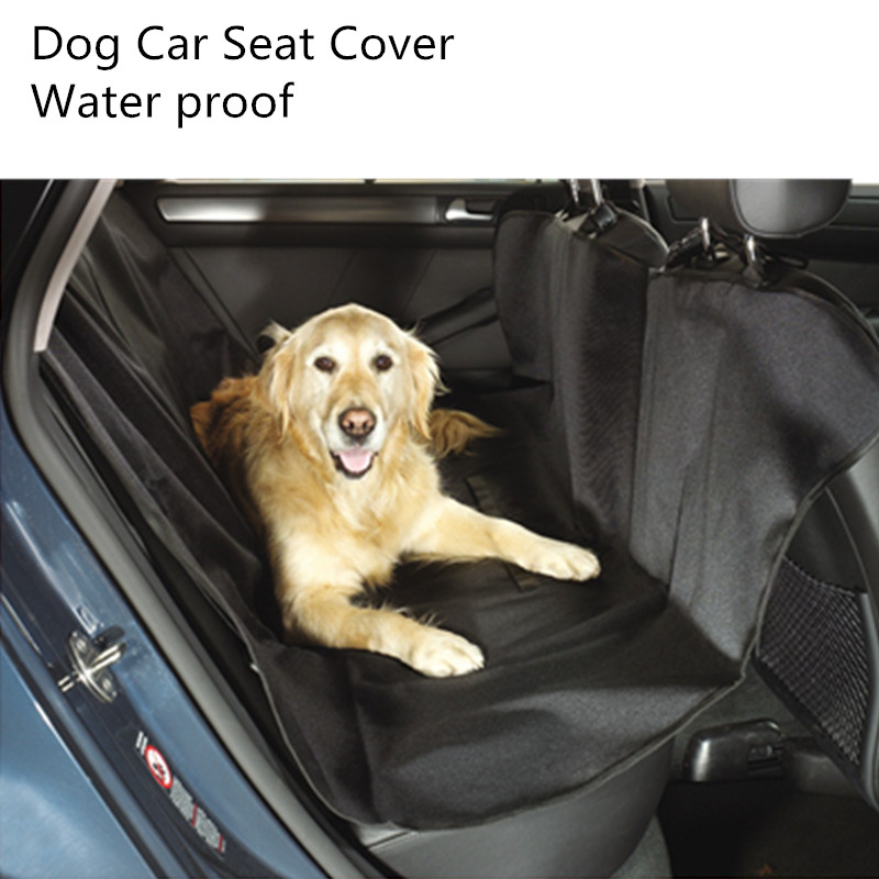 Car water-proof Seat Cover dog Rear Bench Waterproof Hammock for pets