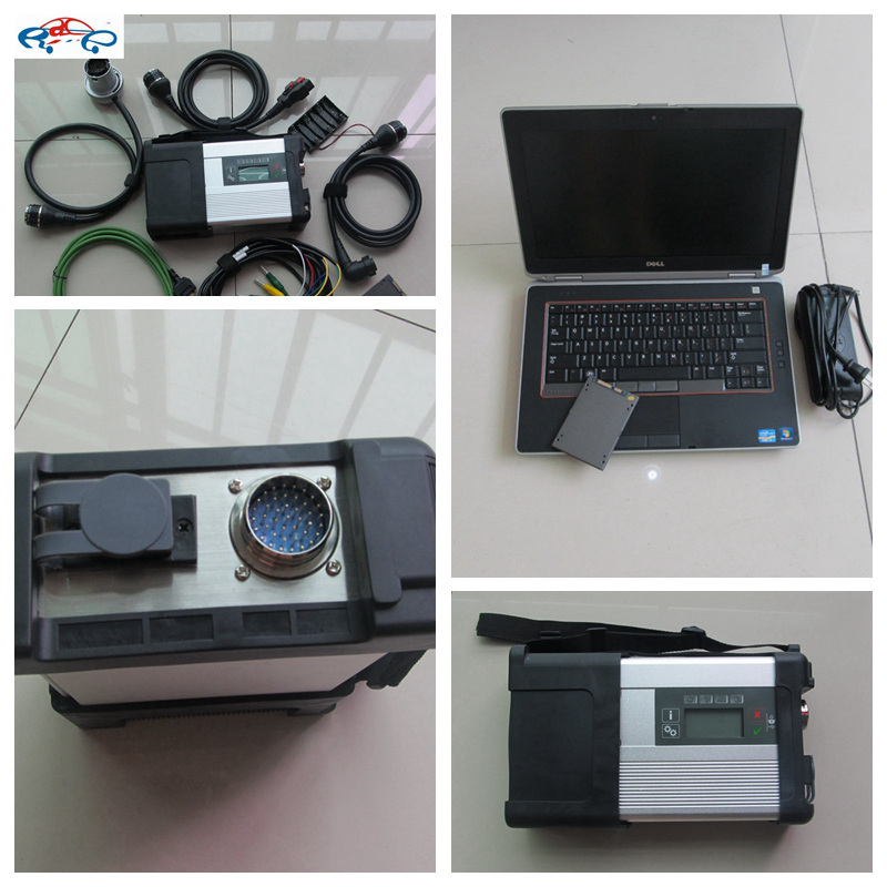 Newest Software SSD 2016.12V MB Star Diagnostic Tool MB SD C5 plus E6420 i5cpu laptop Full set support win7 system