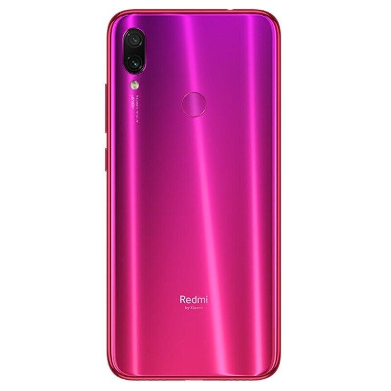 Официальный процессор Xiaomi Redmi Note 7 Pro 6 ГБ ОЗУ 128 Гб ПЗУ Восьмиядерный процессор 48MP IMX586 камера 4000 мАч смартфон
