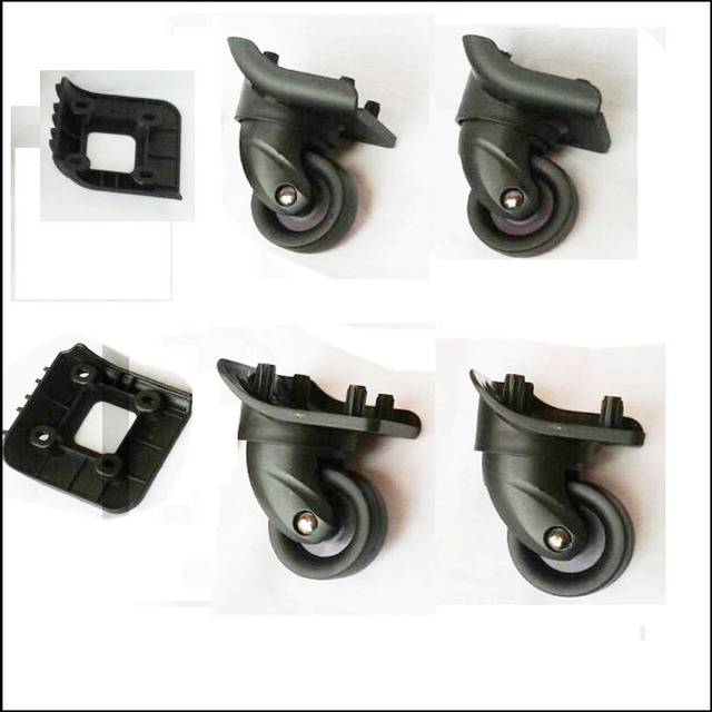 Trolley Suitcase Luggage Replacement 360 Spinner Wheels-in ...