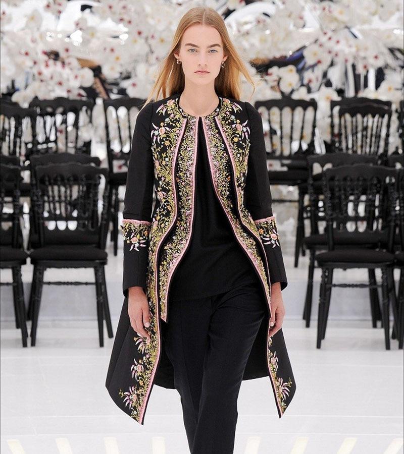 2016 Runway Fall Amp Winter High Quality New Fashion