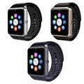 GT08 Smart Watch Поддержка 2 Г GSM SIM TF Карты Smartwatch Bluetooth Анти-потерянный Наручные MP3 Спорт Часы Для iOS Android Phone мужчины