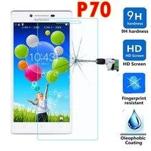For lenovo p70 Tempered Glass 5 0 Screen Protector For lenovo p70 p 70 Glass P70T